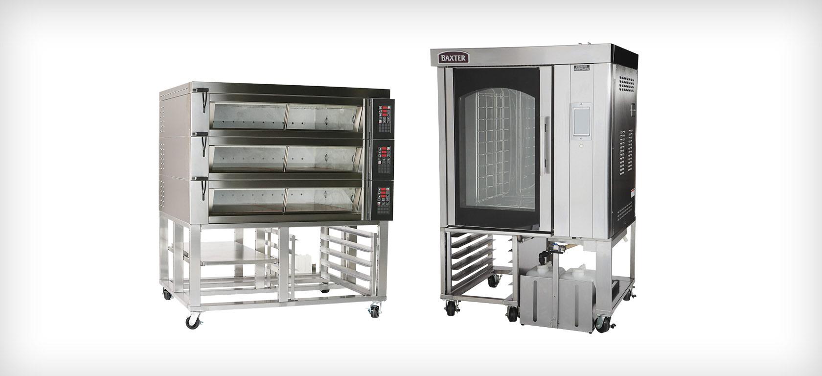 Baxter Deck oven OV450W Versa