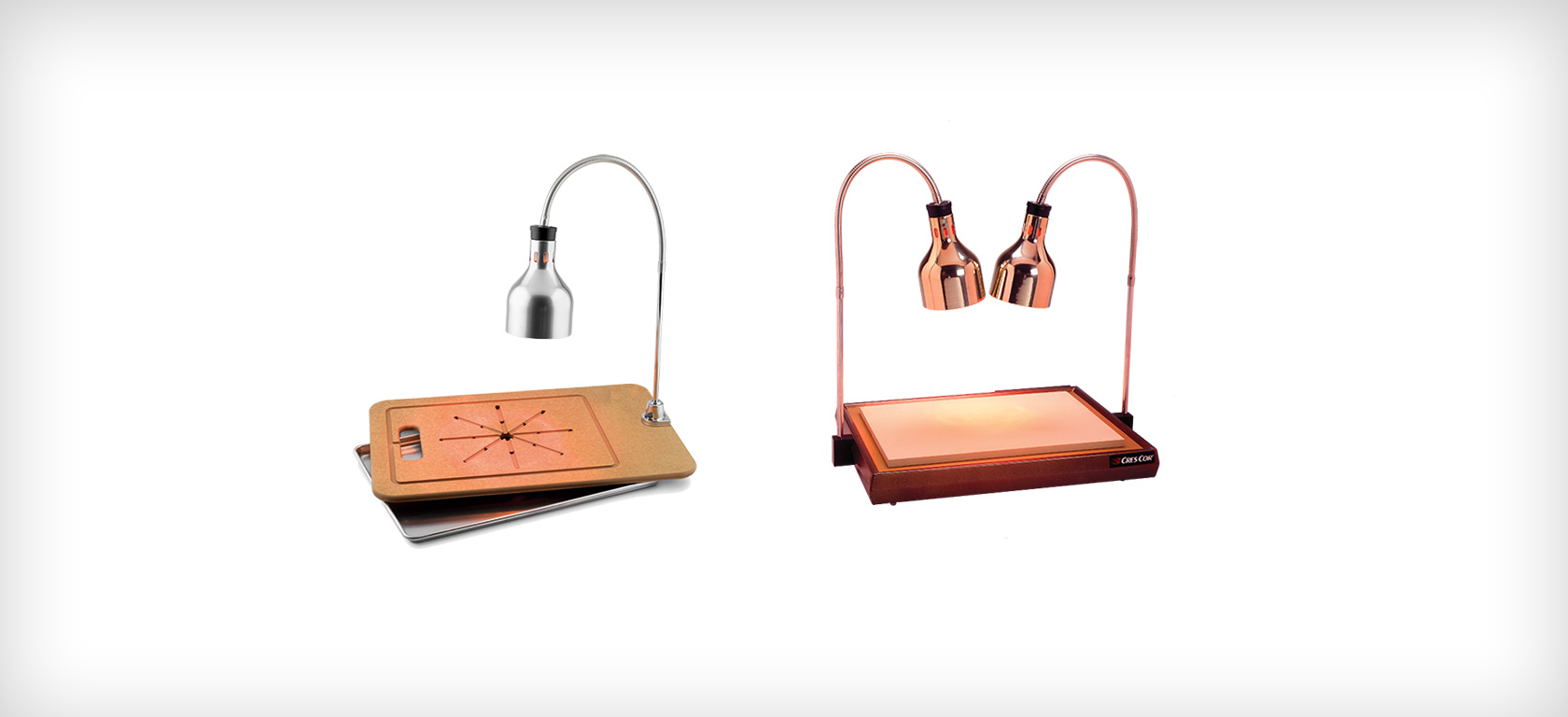 Cres Cor carving stations