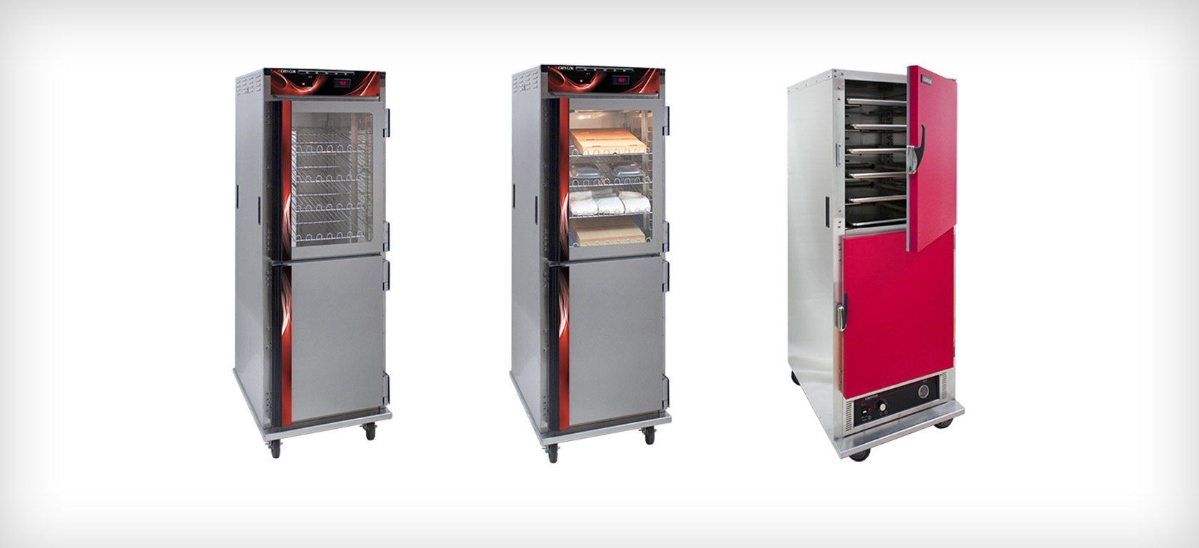 Cres Cor Insulated Hot Cabinets
