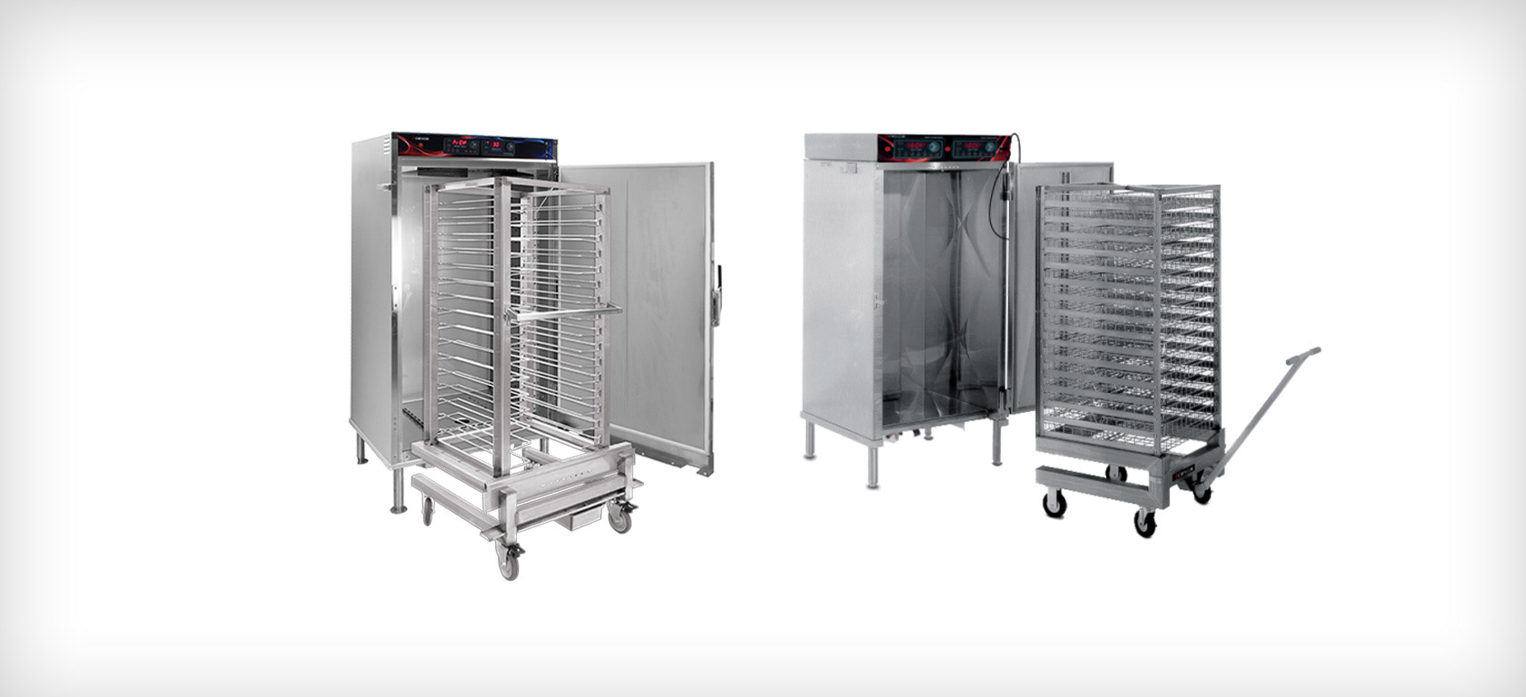 Cres Cor QuikTherm roll-in oven