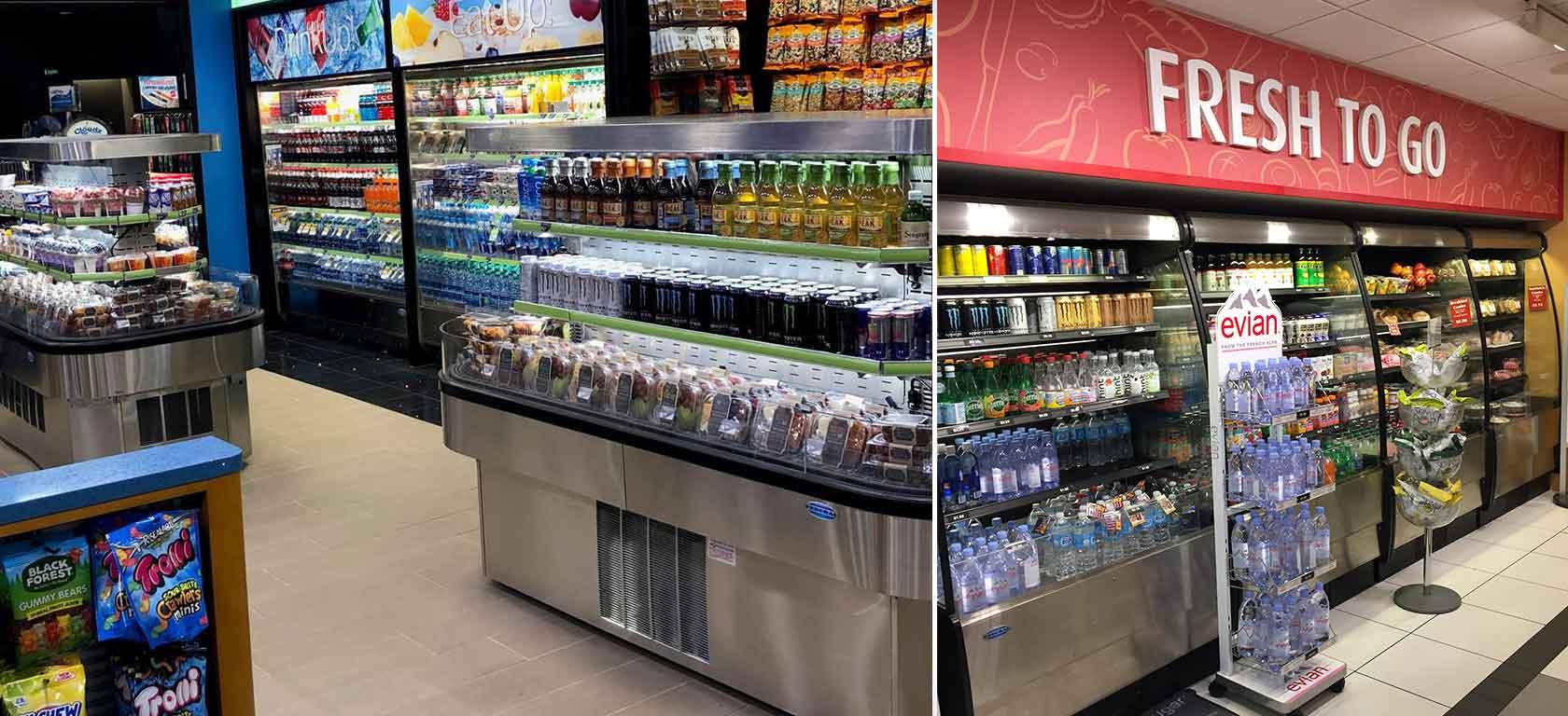 Convenience Store Displays