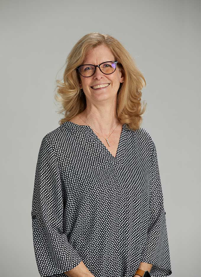 Photo of Lisa Sally