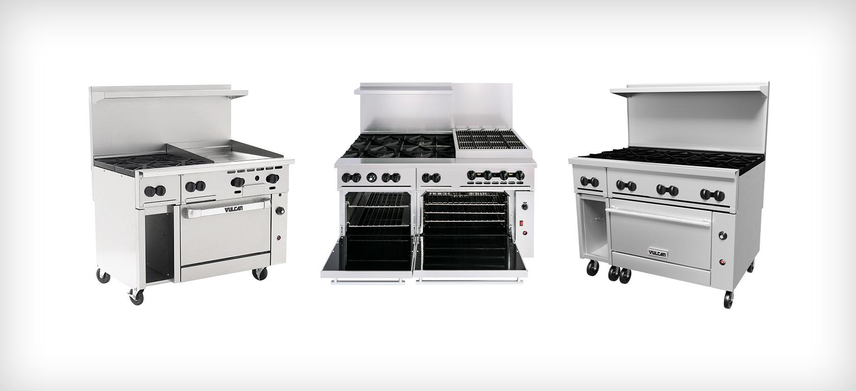 Endurance Range stoves